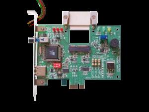 PCI Express测试治具