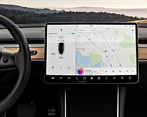 车载显示器验证测试
