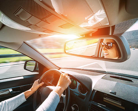车内环境光传感器验证测试