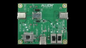 USB-C® 2.0 Receptacle HS SQ Test Fixture