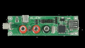 USB-C® Digital Power meter (Receptacle to Plug)