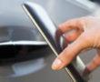汽车天线、移动电话与汽车感应钥匙的应用与干扰