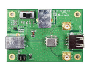 USB High Speed Signal Quality Test Fixture Set (USB2SIGNAL)