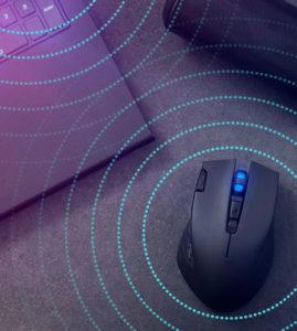 无线双模鼠标共存性能之研究与测试