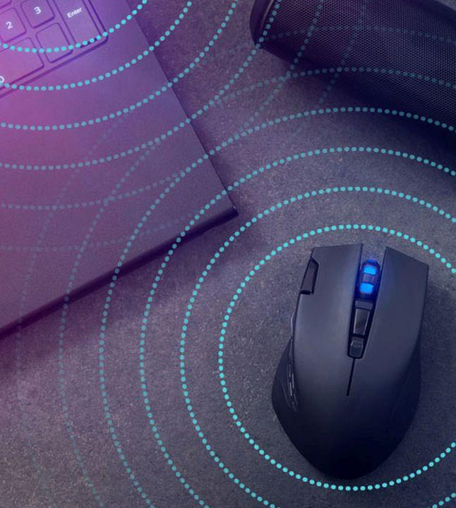 电竞周边产品测试解决方案 无线键盘、鼠标