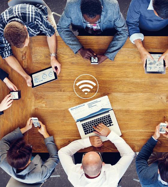 多款设备同时使用无线网络联机,性能测试大学问!