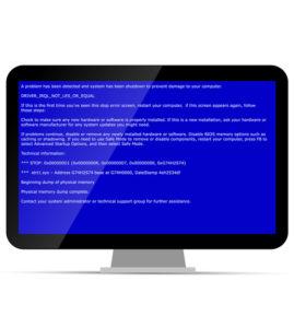 蓝屏死机(BSOD)怎么办?谈Microsoft Windows dump file解析