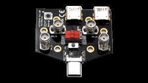 USB-C® Tx & Long Channel Rx Precet. Test Fixture