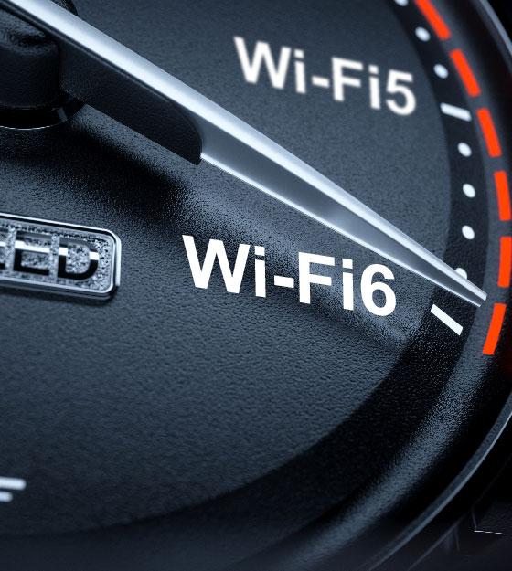WiFi 6 (802.11ax) VS WiFi 5 (802.11ac) 高速传输大考验