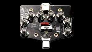 USB-C® Short Channel Rx Precet. Test Fixture
