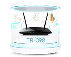 百佳泰 AWE TR-398 无线设备解决方案